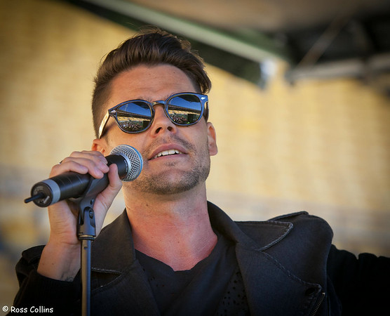 Dane Rumble, Westpac Stadium, Wellington 25 March 2012