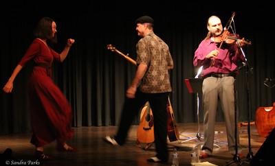 Megan, Mark Schatz, and Danny