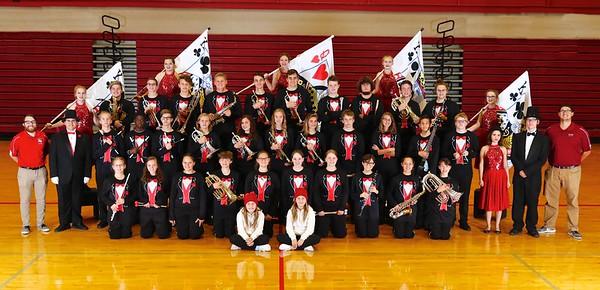 Danville Warrior Bands