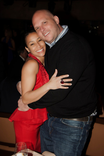 Darren Forster & sister