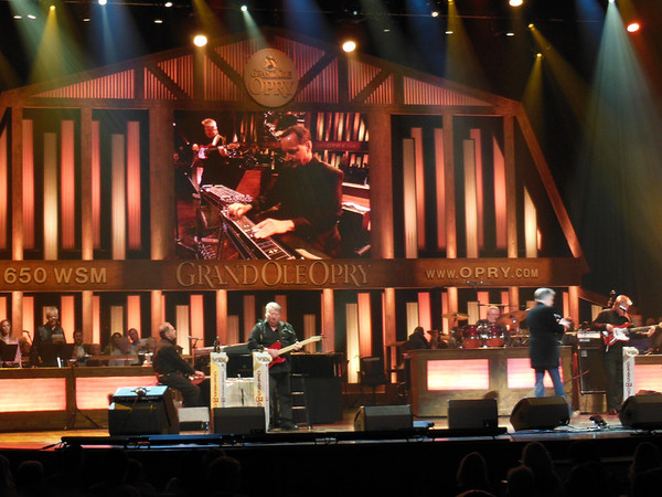Darius Inducted into the Opry
