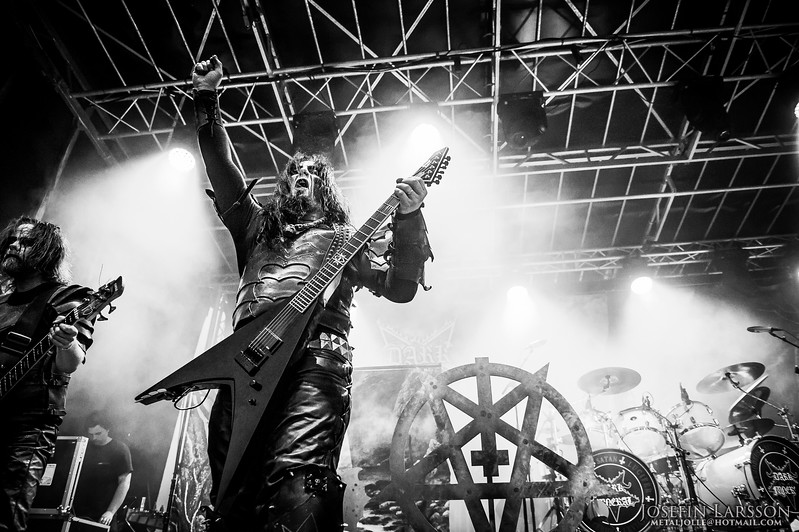 Dark Funeral - MetalSvenskan 2016
