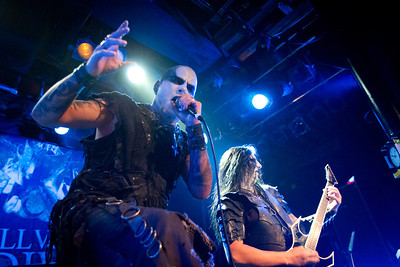 Dark Funeral, Slim's, San Francisco, 10/12/2012