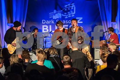Dark Season Blues 2015 Svalbar, Sunday at Restaurant Nansen