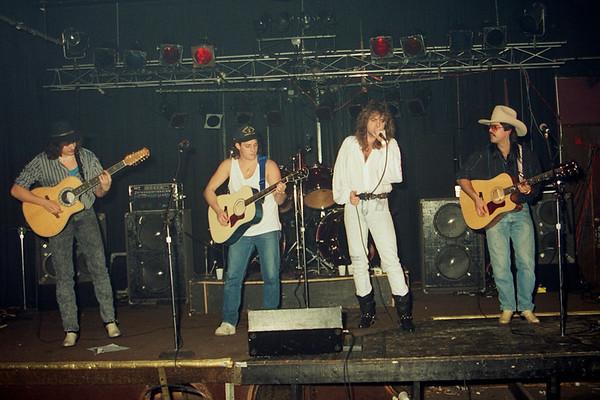 Darren LeFleur Tribute Dec 1991 11