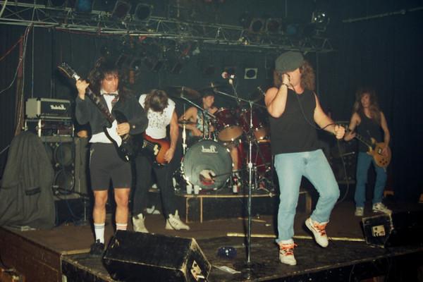 Darren LeFleur Tribute Dec 1991 18