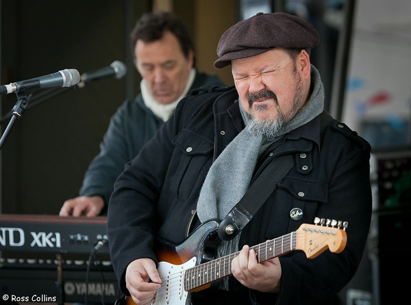 Darren Watson at Tennyson Street 2012