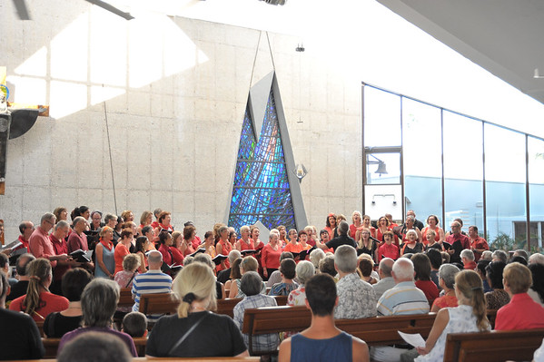 Darwin Goes Gospel. Christ Church Cathedral, 14.06.15.