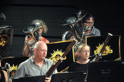 Poppies, Rehearsal. Darwin Convention Centre 13.03.15.