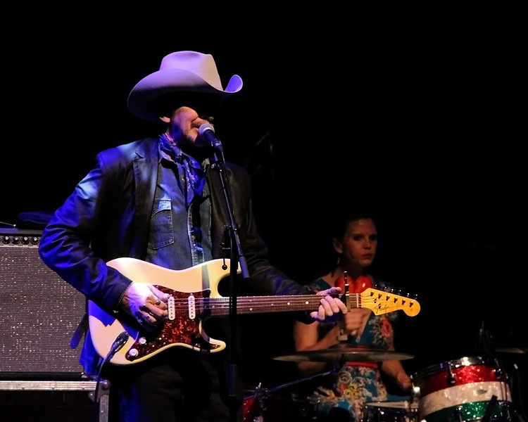 Dave Alvin and Jimmie Dale Gilmore
