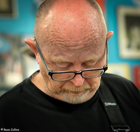 Dave Dobbyn at Slow Boat 2016