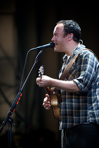 Dave Matthews performs Tuesday at Riverbend