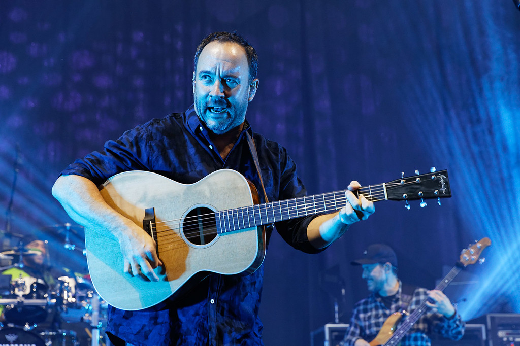 . Dave Matthews Band  live at DTE Music Theatre on 6-6-2018. Photo credit: Ken Settle