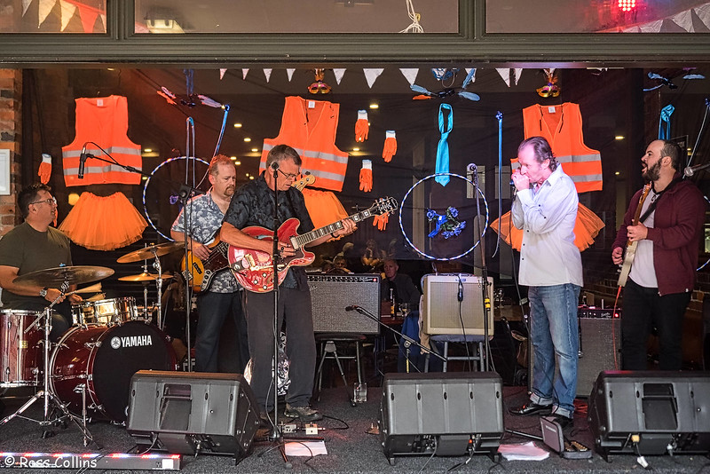 Dave Murphy and Friends at CubaDupa, 27 March 2017