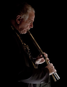 David Amram at Symphony Space, NYC November 2012.