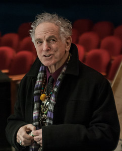 David Amram, Symphony Space, NYC November 2012.