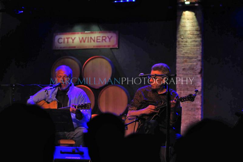 Jorma & Barry start out Set 2<br /> <br /> Jorma Kaukonen & Barry Mitterhoff @ City Winery (Fri 5/7/10)