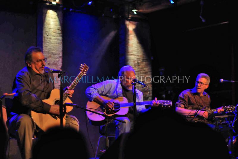 Bromberg plays the Blues<br /> <br /> David Bromberg, Jorma Kaukonen & Barry Mitterhoff @ City Winery (Fri 5/7/10)