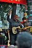 Peace! <br /> David Bromberg Quartet @ Madison Sq Pk (Wed 7/14/10)