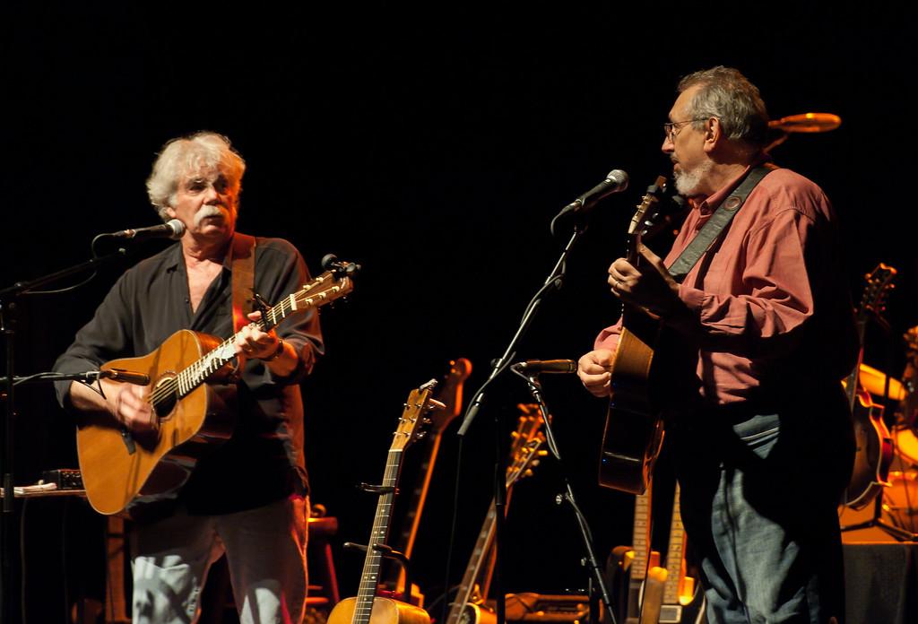 Tom Rush and David Bromberg