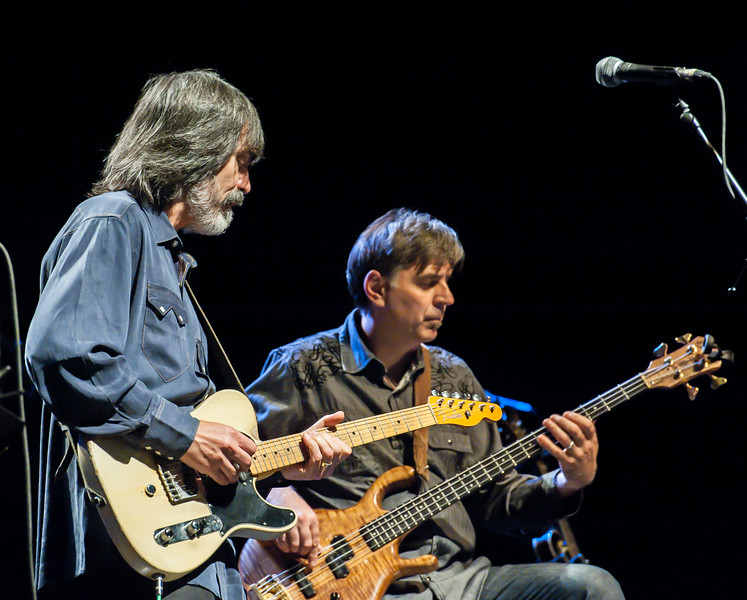 David Bromberg Big Band with Larry Campbell