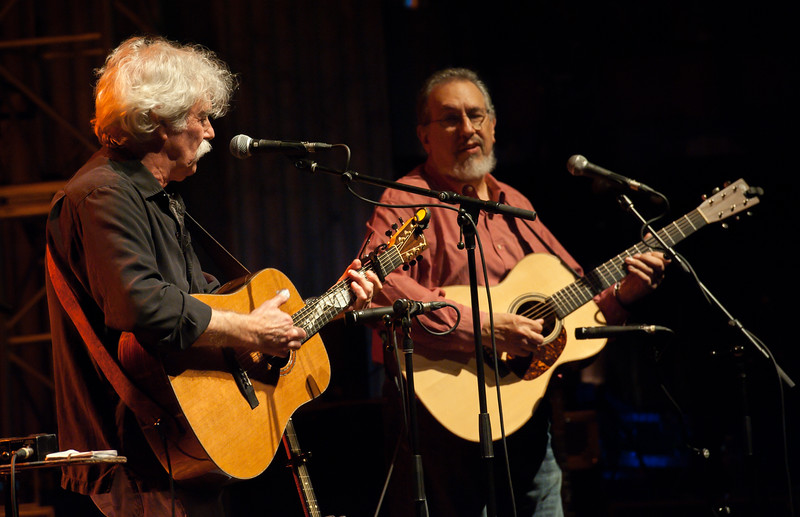 Tom Rush and David Bromberg