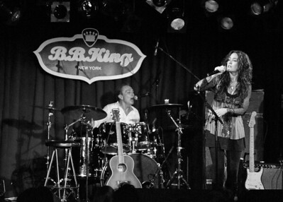 David Cassidy and his band live at BB Kings in New York City on October 28th, 2011.