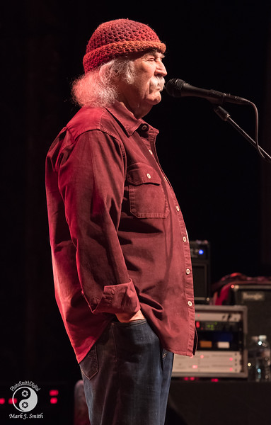 David Crosby Sky Trails Tour