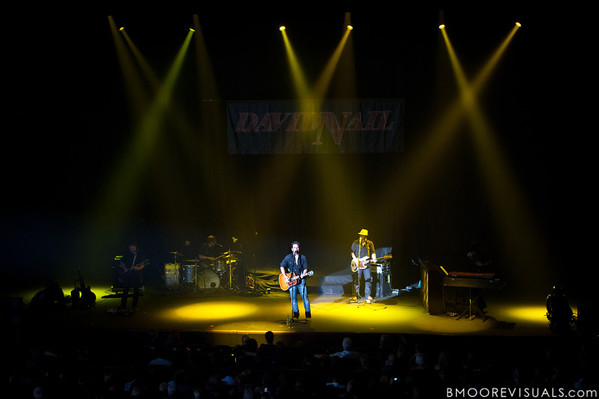 David Nail performs at Ruth Eckerd Hall in Clearwater, Florida on September 21, 2010.