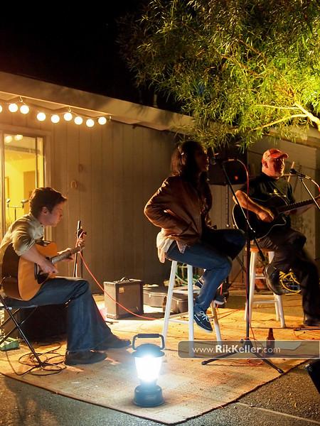 Jim Elkington, Tawny Newsome & Jon Langford