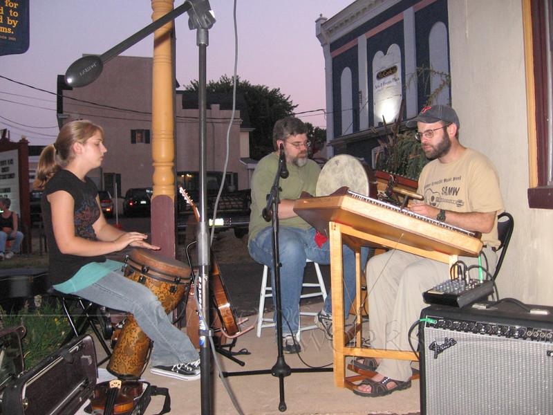 At McCoole's, Quakertown (Lydia, Rob, Cliff)