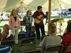DayBreak at the Heritage Harvest Fest, Kutztown, PA Oct. '07 (Trudy, Emily, Rob)