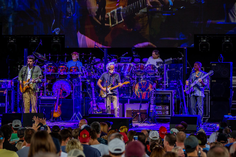 Dead & Company at Ruoff Home Mortagage Music Center on June 12 2019. Photo by Tony Vasquez for Jams Plus Media.