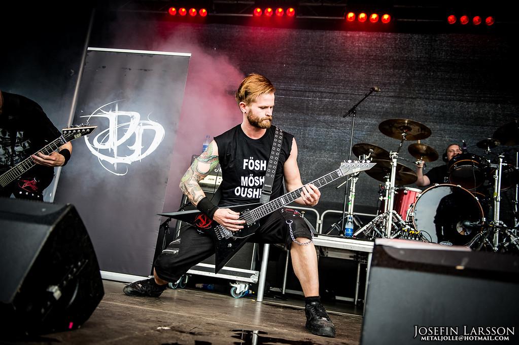 Deals Death - MetallSvenskan 2016