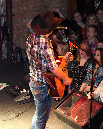 Jon Pardi n MaidenDixie by Dean Jan 15th 2014