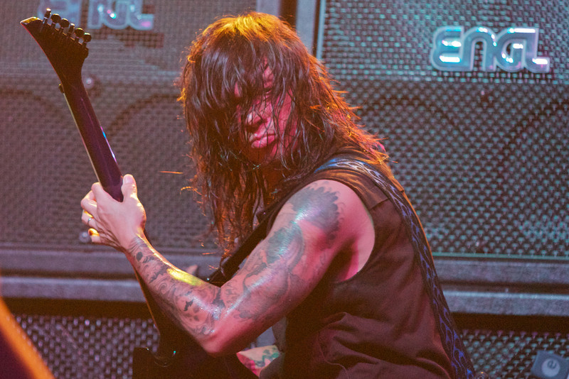 Can't say Metal any better than Rob of Death Angel !