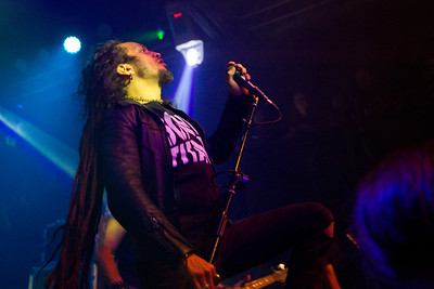 Death Angel, 4/11/2012, DNA Lounge, San Francisco
