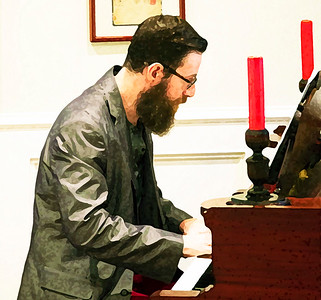 Dec. 14, 2014: St. Cecilia Chamber Music Society