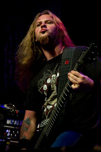 Decapitated, 5/6/2012, The Fillmore, San Francisco