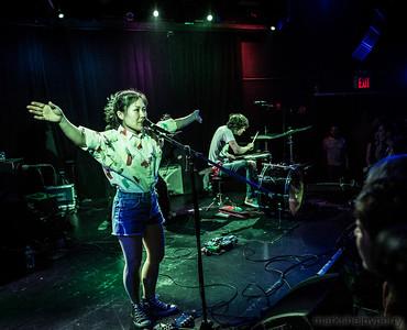 Deerhoof at LPR, May 2014