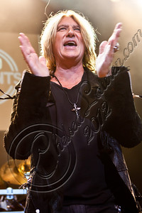 WEST HOLLYWOOD, CA - JUNE 06:  Vocalist Joe Elliott of Def Leppard performs at House of Blues Sunset Strip on June 6, 2012 in West Hollywood, California.  (Photo by Chelsea Lauren/WireImage)