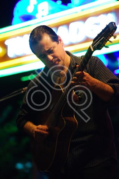 Del Castillo 10-05-2012 at Threadgills