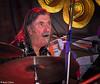 Del Thomas Band, Cuba Dupa, Hotel Bristol, Wellington, 19 March 2016