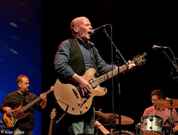 Del Thomas at Blues Bites, Expressions Theatre, Upper Hutt, 4 June 2016