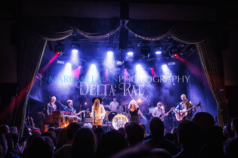 Delta Rae Bowery Ballroom (Mon 5 22 17)_May 22, 20170347-Edit-Edit