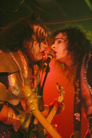 236 Destroyer - KISS Tribute Band @ Firewater, Dallas TX   6/13/08