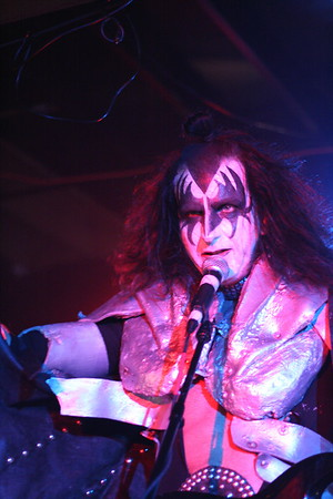 476 Destroyer - KISS Tribute Band @ Firewater, Dallas TX   6/13/08