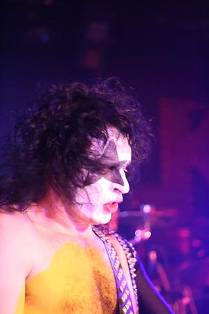 523 Destroyer - KISS Tribute Band @ Firewater, Dallas TX   6/13/08