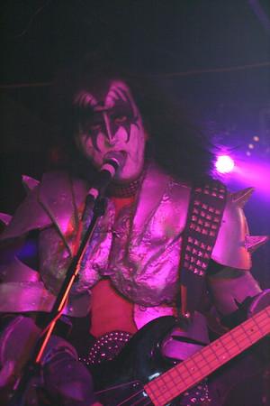 465 Destroyer - KISS Tribute Band @ Firewater, Dallas TX   6/13/08