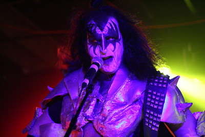 512 Destroyer - KISS Tribute Band @ Firewater, Dallas TX   6/13/08
